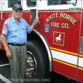 Fire Chief Emeritus L. Ross Parmer 1917-2008