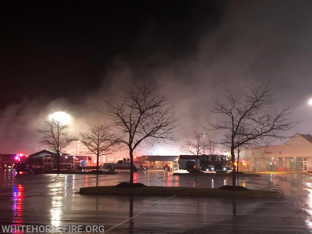 Weis Market Fire, Lincoln Highway