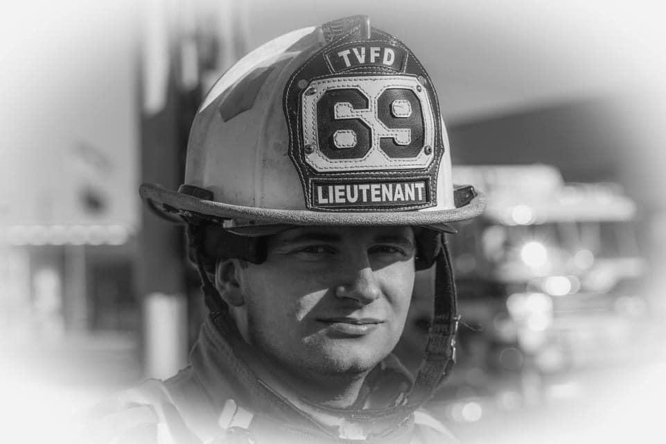 Firefighter/ EMT Keith Gehman